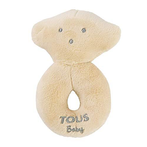 Tous Baby- Oso sonajero, Color Beige (T.Bear-601_00014_0/36M)