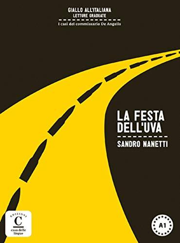 La festa dell'uva, Colección Giallo all´italiana: La festa dell'uva, Colección Giallo all´italiana (Giallo All' Italiana - Lecturas)