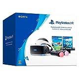 "PlayStation VR エキサイティングパック ""みんなのGOLF VR""・""PlayStation VR WORLDS"" 同梱 (CUHJ-16008)"
