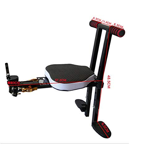 Lowest Prices! GQMNL Bicycle Child Seat Riding Electric Bicycle Child Seat Mountain Bike Front Baby ...
