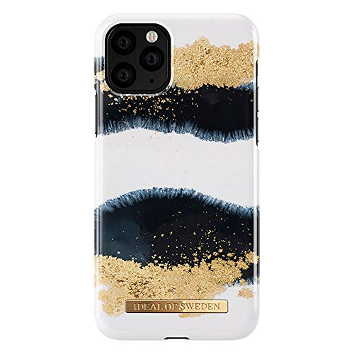 IDEAL OF SWEDEN Fashion Case glanzend zoethout iPhone 11 Pro