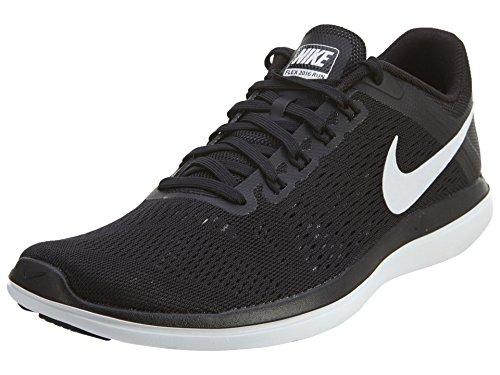 Nike Women's Flex 2016Rn Multisport Outdoor Shoes, (001 Black), 7 UK 41 EU