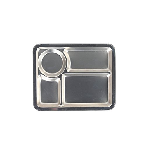 STAINLESS COMBO PLATE A
