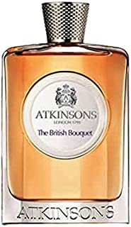 The British Bouquet by Atkinsons for Unisex Eau de Toilette 100ml