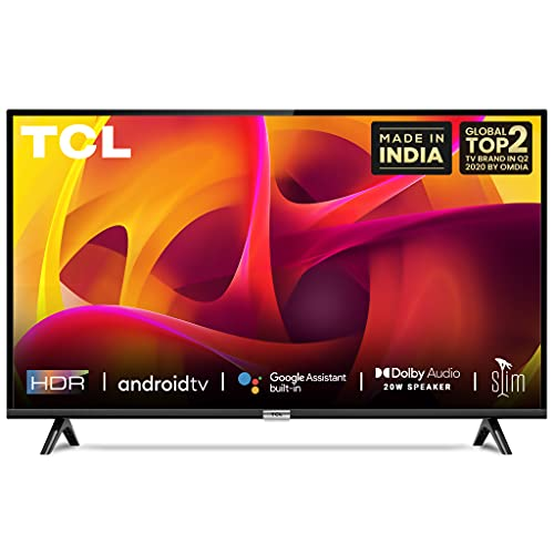 TCL 32 inches HD Ready ANDROID Smart LED TV