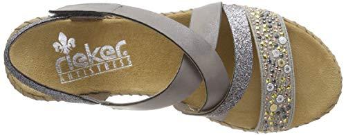 Rieker Damen Sandalette - 5