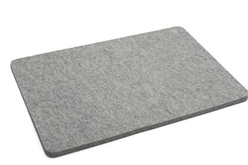 45x30cm Bügelmatte 100% Wolle 13 mm dick Ironing Pad Filz Bügelbrett Bügelunterlage Platte