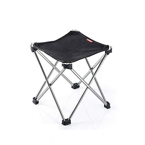 Daily necessities LTD [ZZHQ] Mini Folding Stool, Children Fishing Seat Chair Beach Folding Stool Camping Portable Lightweight for Backpacking/Hiking/Picnic/Fishing/Beach/Garden