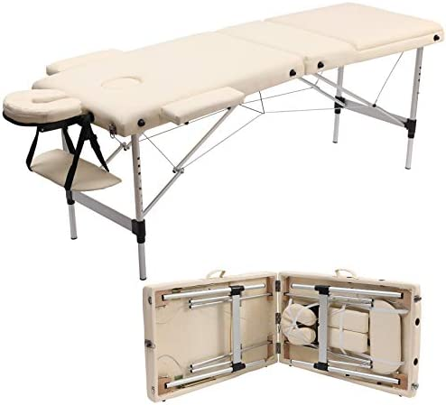Massage Bed Portable Bassage Bed Spa Bed Folding Massage Bed Height Adjustable Massage Bed Spa product image