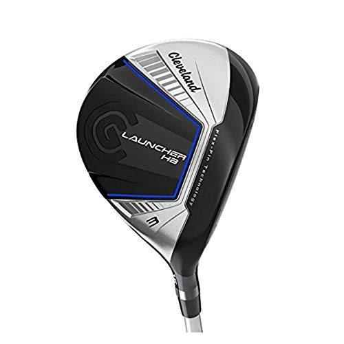 Cleveland Golf 2018 Men's HB Fairway (Graphite, Left Hand, 15, Regular), Fairway 3 Wood