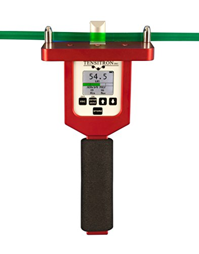 Tensitron STX-1000-1 Digital Strap & Band Tension Meters, Range: 50-1000 lbs, Res. 5 lb
