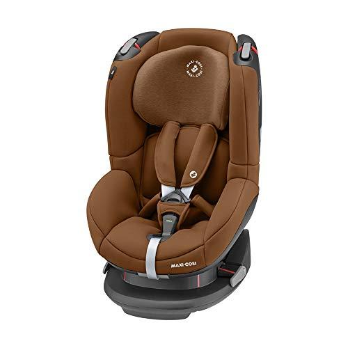 Maxi-Cosi Tobi Kleinkinder-Autositz, Installation mit Sicherheitsgurt, 9 Monate - 4 Jahre, 9 - 18 kg, Authentic Cognac (braun)