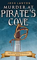 Murder at Pirate's Cove (Secrets and Scrabble #1) 画像