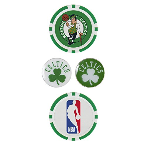 NBA Ball Marker Set, Boston Celtics