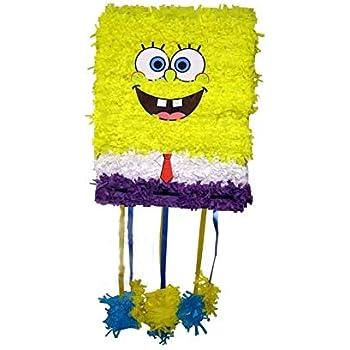 DISBACANAL Piñata Bob Esponja Mediana: Amazon.es: Juguetes y juegos