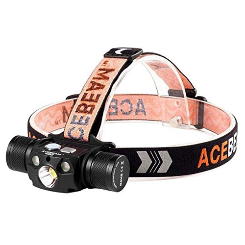 Acebeam H30 XHP70.2 LED Rechargeable Headlamp 4000 Lumens