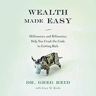 Wealth Made Easy audiobook cover art