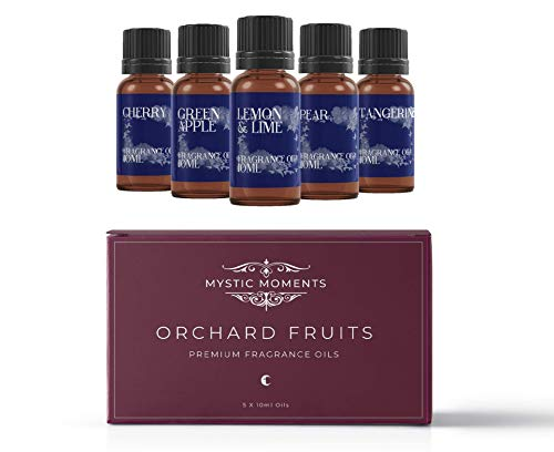 Mystic Moments - Paquete iniciación aceites fragantes