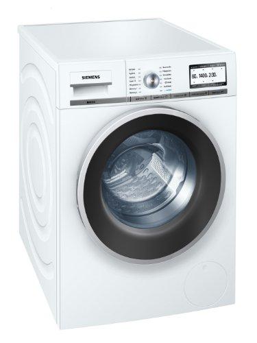 Siemens WM14Y742 - Lavadora (Independiente, Color blanco, Frente, 8 kg, 1400 RPM, A)