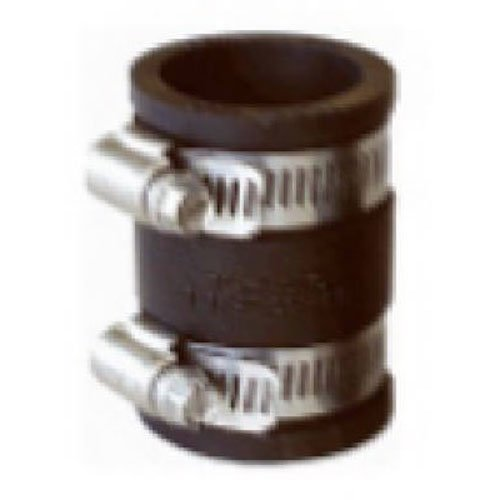 Fernco 1056-075 Condensate 3/4-Inch plastic or 3/4 and 1-Inch copper Pipe Connector