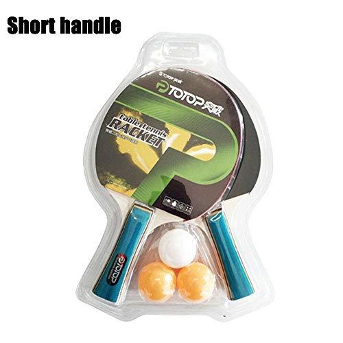 Review Jonassk Woolffk Table Tennis Ping Pong Set 2X Paddle Bats 3 Balls Extending Net Retractable,S...