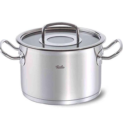 Fissler original-profi collection / Olla de acero inoxidable (3,9 litros, Ø 20...