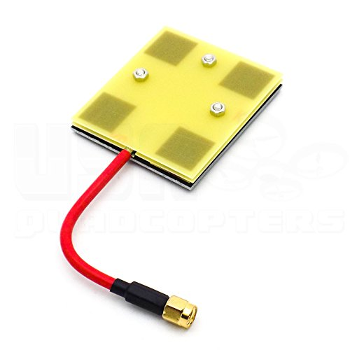 5.8G FPV Receiver Antenna 14dBi Directional Patch Panel 5.8GHz RP-SMA Inner Hole