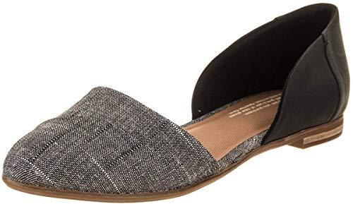 TOMS Jutdsa Flat Schuh black Größe: 39 Farbe: black