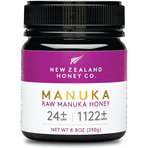 New Zealand Honey Co. Miele di Manuka MGO 1122+ / UMF 24+ |...