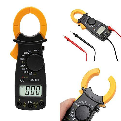 DT3266L Multimeter, digital, Spannungs- und Widerstandsprüfer