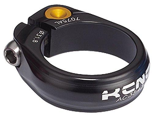 Abrazadera Tija Sillín KCNC SC-9 Negro - Medidas: 34.9mm