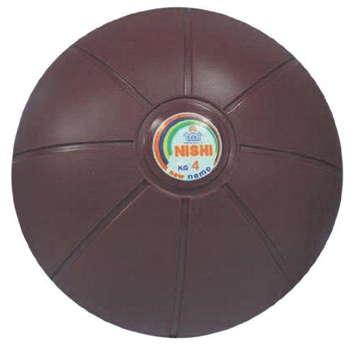 NISHI(ニシ・スポーツ) ネモメディシンボール 4kg NT5884C