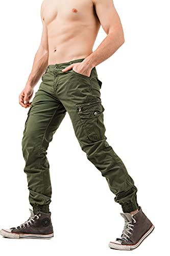 pantaloni cargo uomo zara online