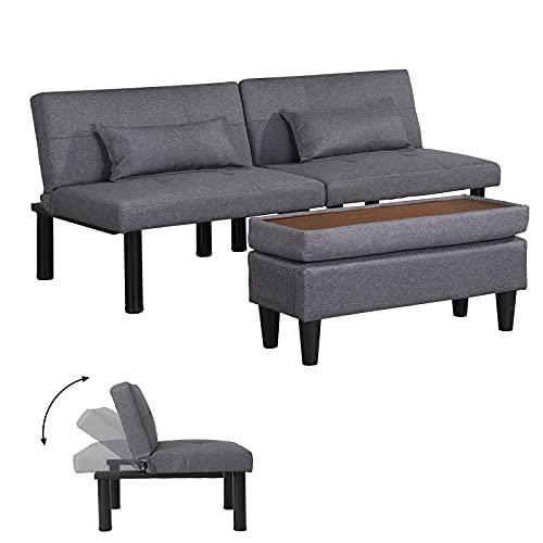 TITLE_VUYUYU Futon Sofa Set