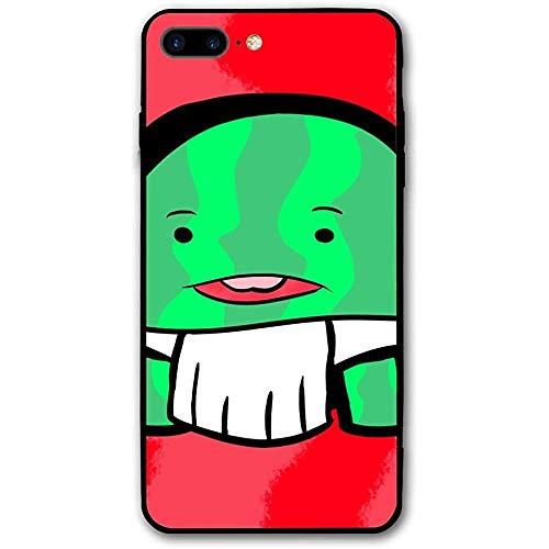 Inner-shop Kompatibel mit japanischen Tangas Wassermelone iPhone 7 Plus / 8 Plus iPhone 7/8 Plus stoßfeste Hülle