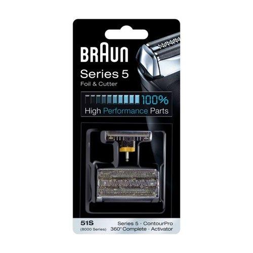 BRAUN - COMBI PACK 8000 - 51B - 51S