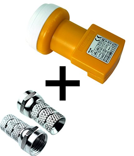 Kit LNB TELEVES 7475 + Conectores F