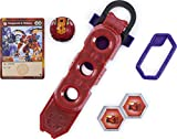 Bakugan, Baku-Clip Storage Accessory with Exclusive Fused Garganoid x Webam, for Ages 6 and up