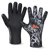KastKing IceRiver Fishing Gloves...