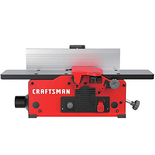 CRAFTSMAN Benchtop Jointer, 10-Amp (CMEW020)
