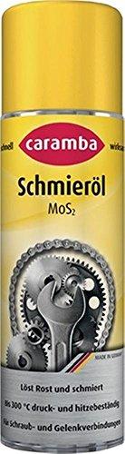 Caramba Schmieröl MOS2 300 ml, 6 Stück