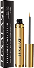 LuxaLash Eyelash Growth Serum and Eyebrow Growth Formula for Fuller, Thicker, and Longer Lashes & Brows | Water-Based Ingredients for a Natural Lash Serum