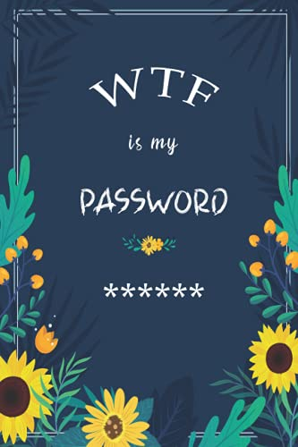 Password Book: Personal Internet Password Organizer