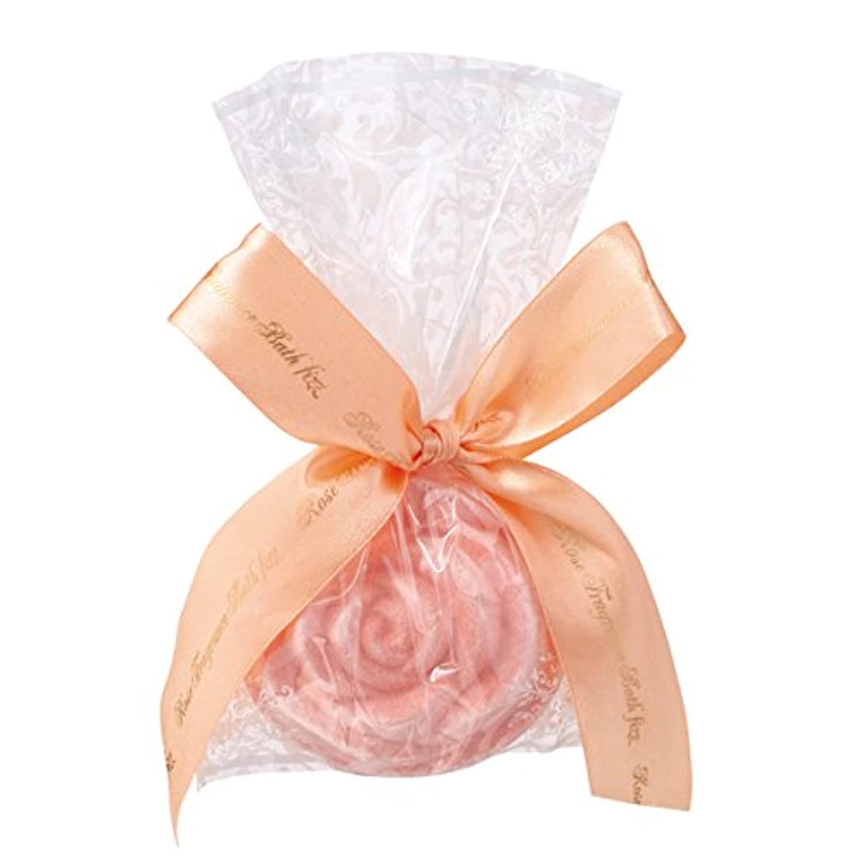 放散するバレエ学校の先生(内野)UCHINO ノルコーポレーション ローズフレグランスバスフィズ(ラビングローズの香り)