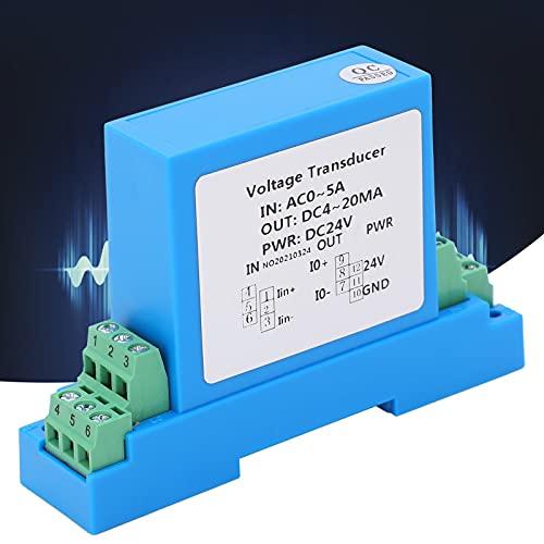 AC Current Transmitter Power Distribution Control Equipment AC0‑5A Current Transmitter DC4‑20mA Output Current Transmitter