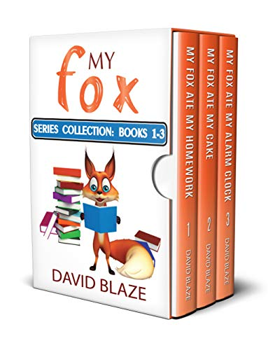 My Fox Series: Books 1-3: My Fox...