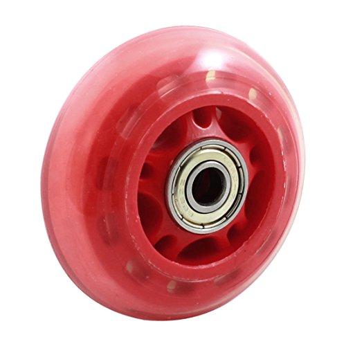 Kunststoff 7cm Durchmesser inneren Rollschuhe Ersatzrolle Ersatz-Rollen Rad de