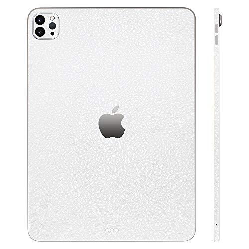 wraplus for iPad Pro 11インチ 第2世代 全31色 [ホワイトレザー] スキンシール 背面 フィルム ケース カバー 2020