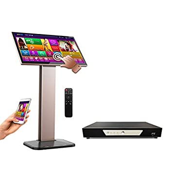 TSRV84-5TB HDD 89K songs,Chinese+ English +Vienamese Songs 22  Touch Screen Karaoke Player,Songs Machine Jukebox,Select songs via Touch Screen Monitor and Mobile device Remote controller Included.