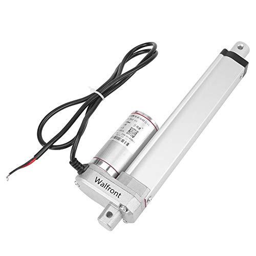 Actuador Lineal de 12v DC Actuador Motor Elctrico Linear de Movimoiento de Elevador 50/100/150/250/300mm(150mm)